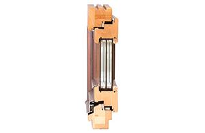 Profil Fereastra Clasic 78 mm