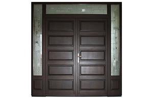 Exterior door LINEEA
